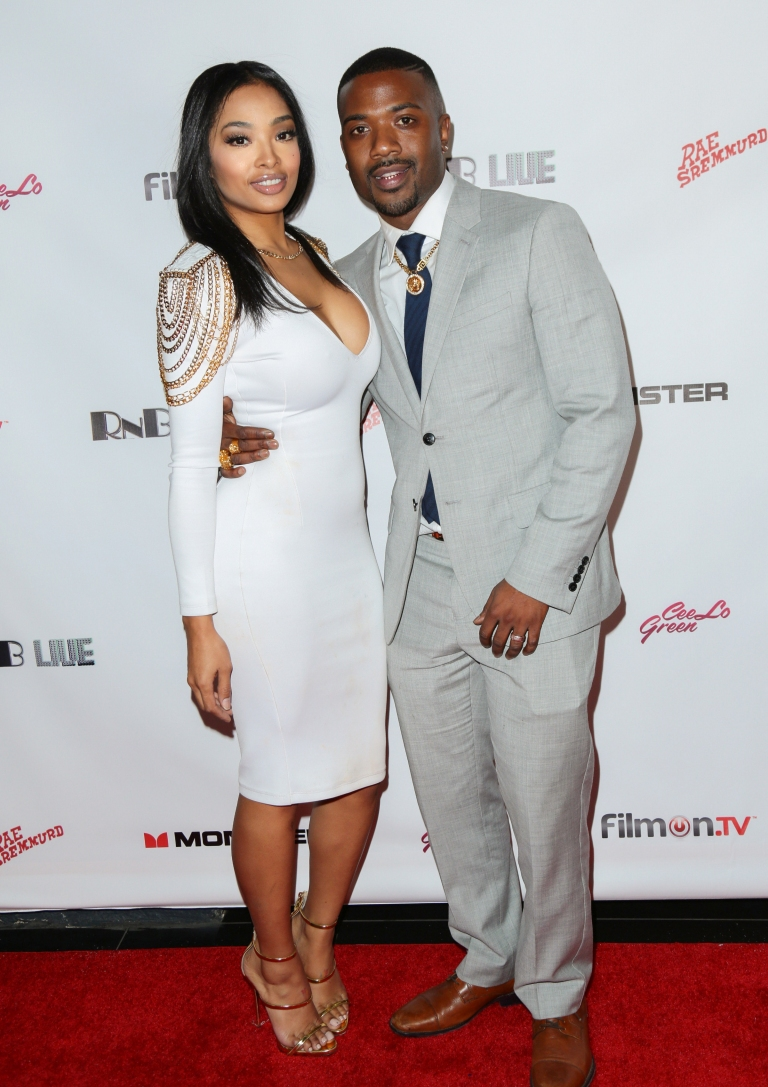 Karrine Steffans Reveals Advice She Gave Ray J About Sex