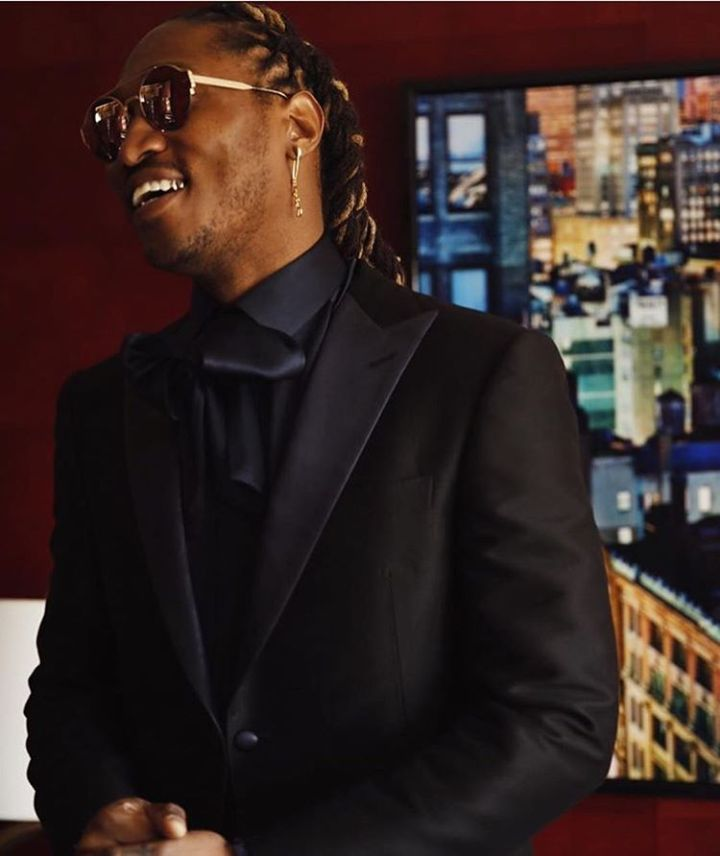 Future in custom H&M