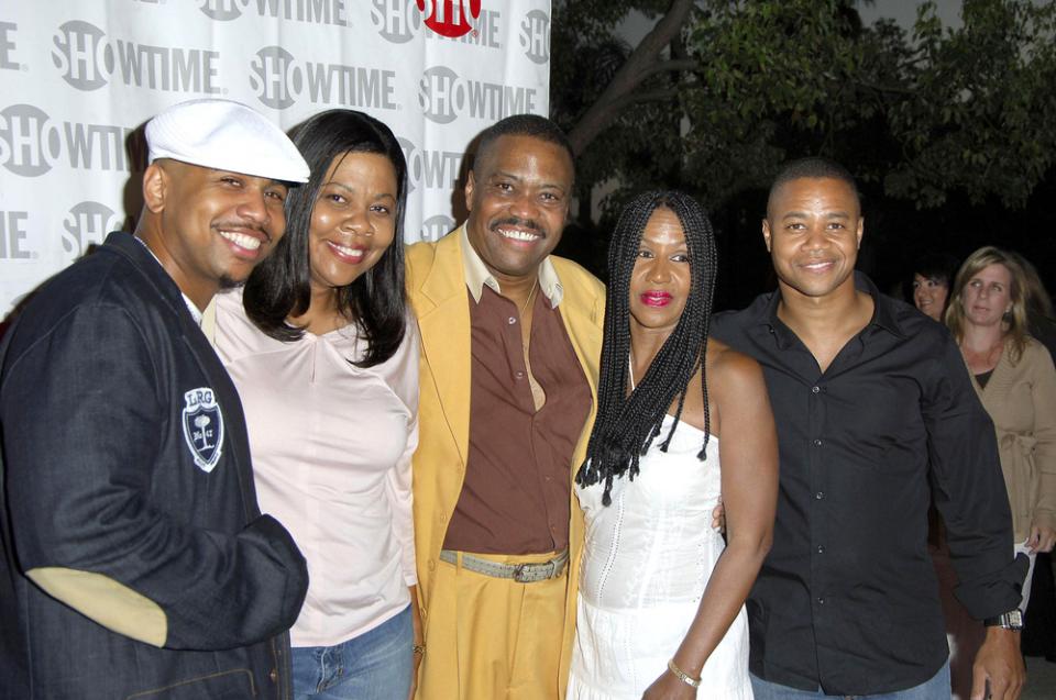 Cuba Gooding Sr.'s Family Thanks His Fans | Black America Web