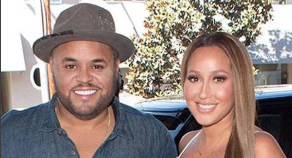 who is adrienne bailon husband
