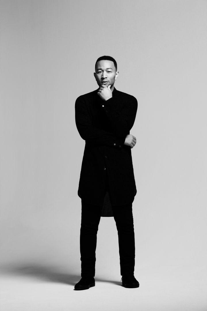 John Legend Keeping It Real