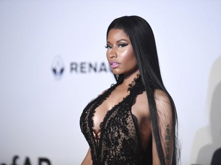 Nicki Minaj's real name is Onika Tanya Maraj
