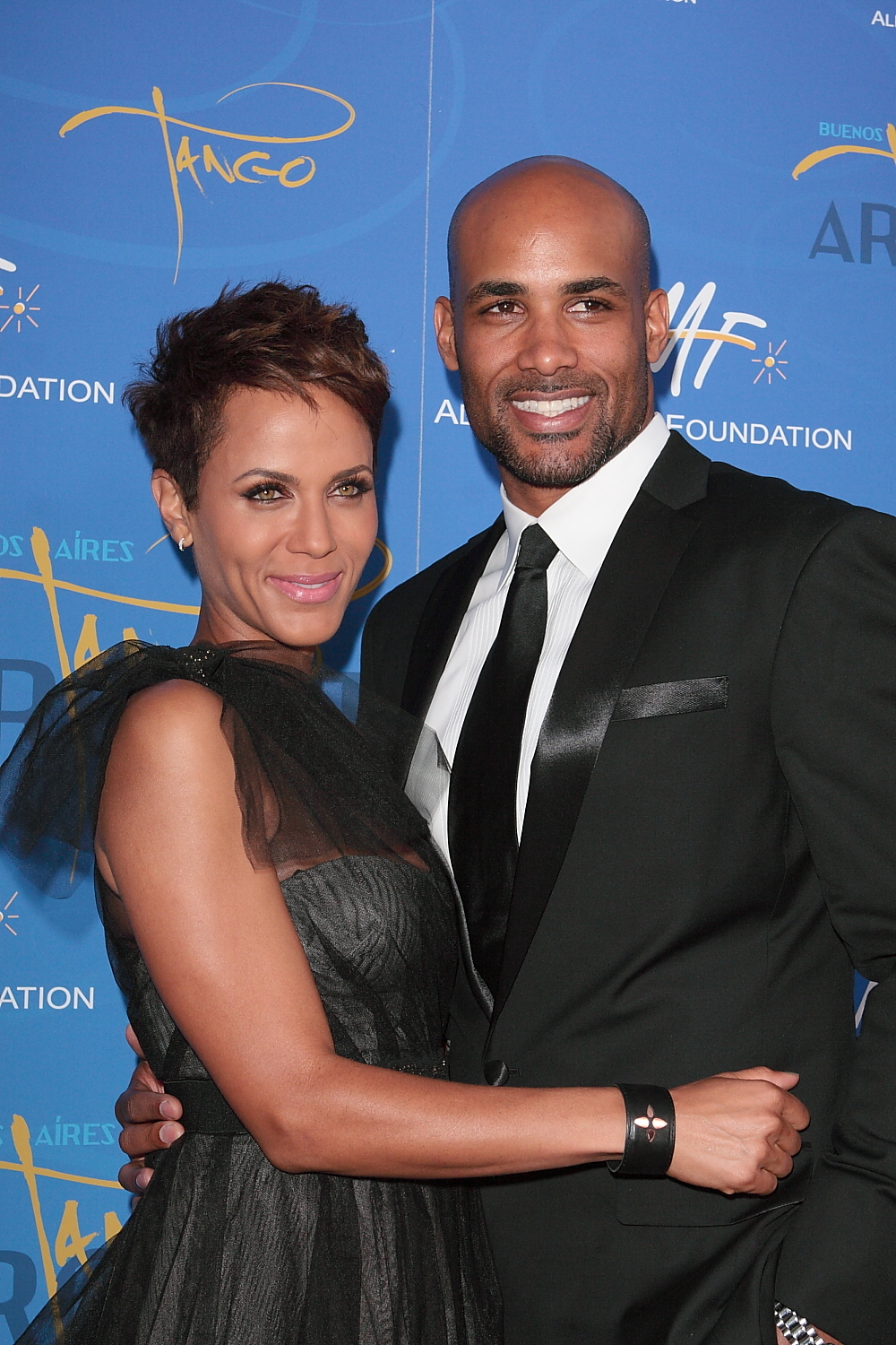 Boris Kodjoe mom and dad