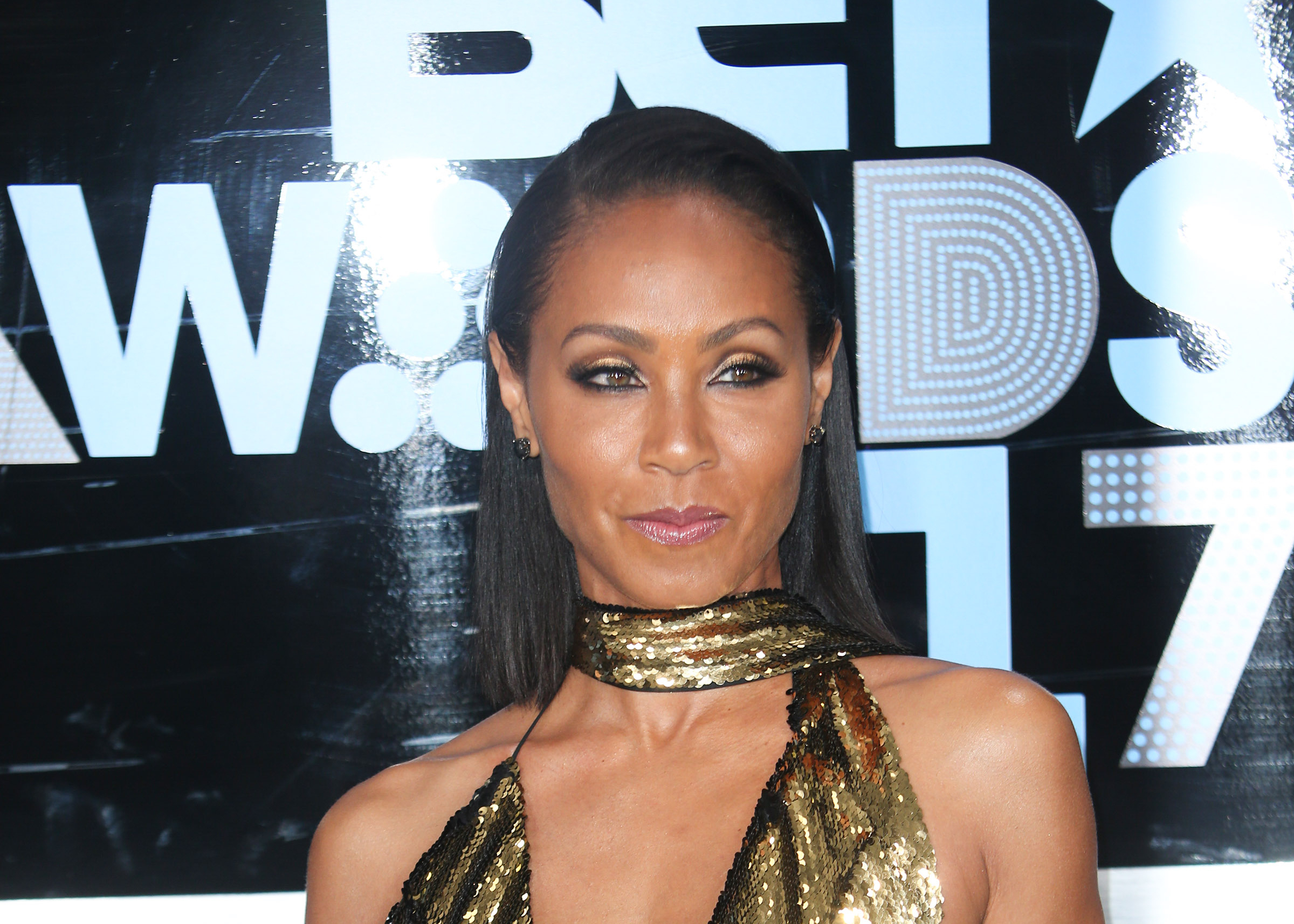 Jada Pinkett Smith Explains Why 'Race & Oppression' Ended Her Relationships With White Males