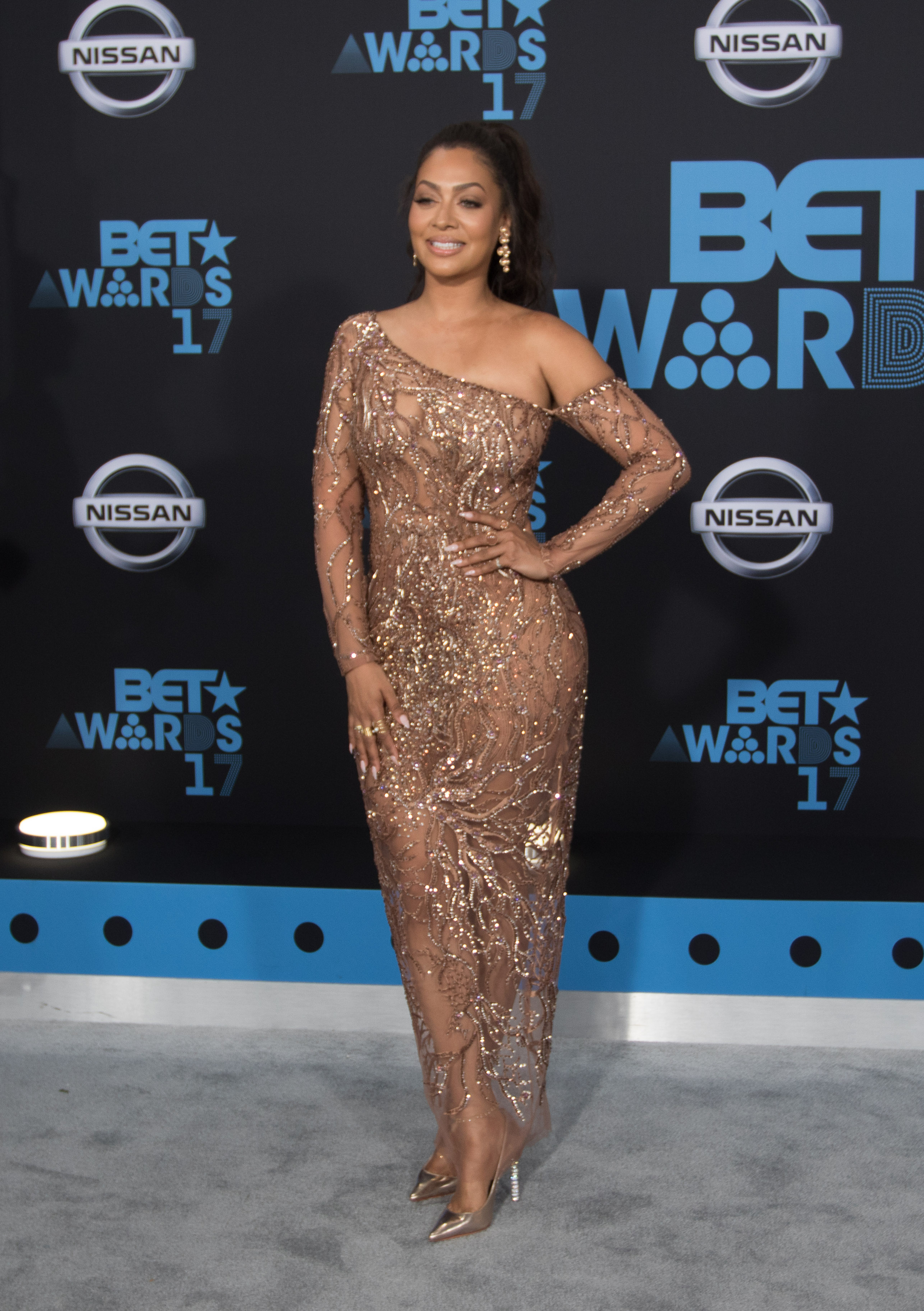 Lala Anthony Is Tired Of People Saying She Can't Act