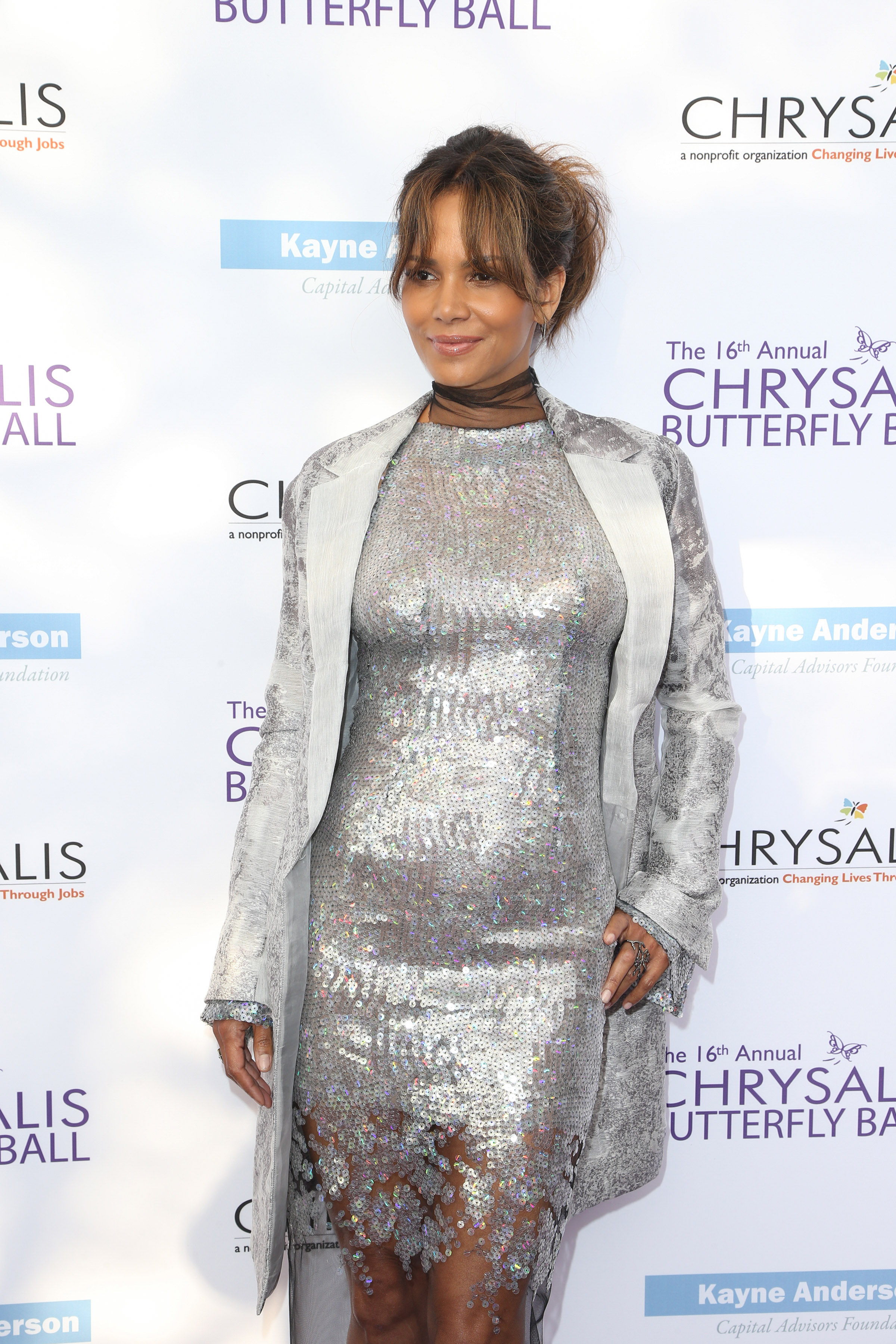 Is Halle Berry Pregnant At 50 With Her Third Child Get Up