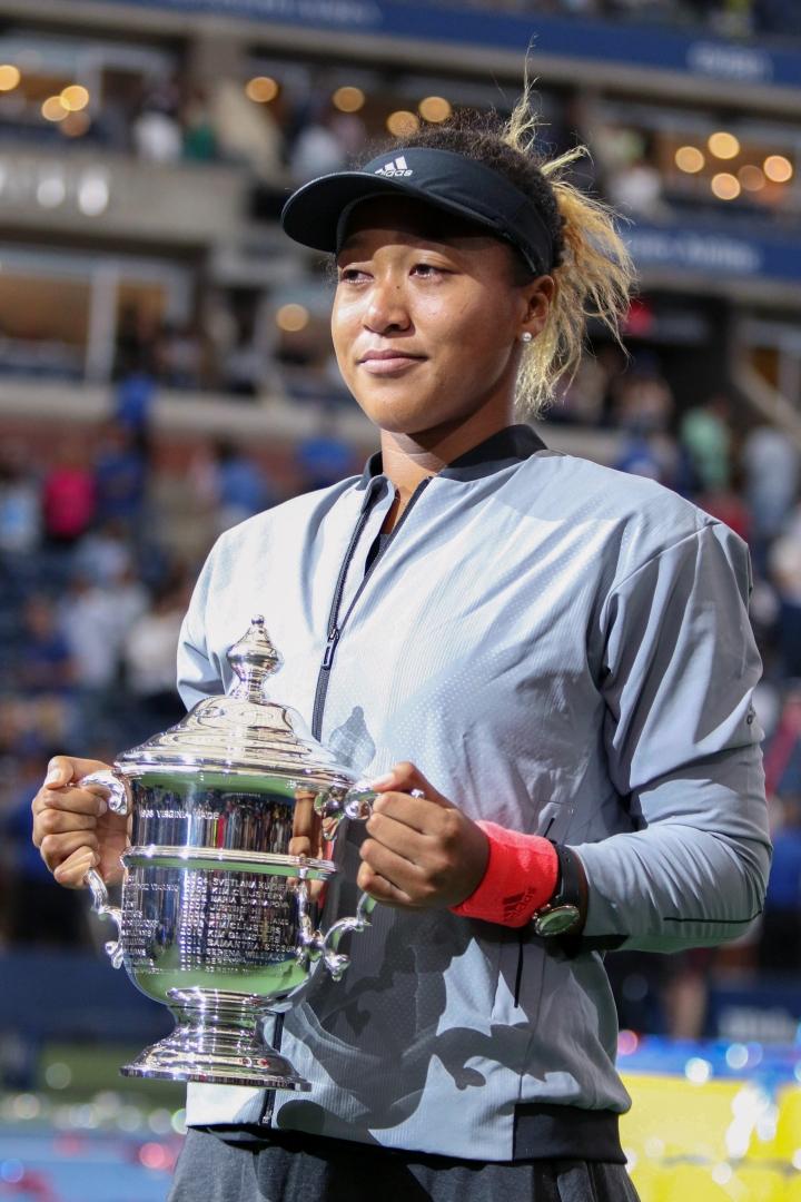 Tennis star Naomi Osaka is Haitian and Japanese