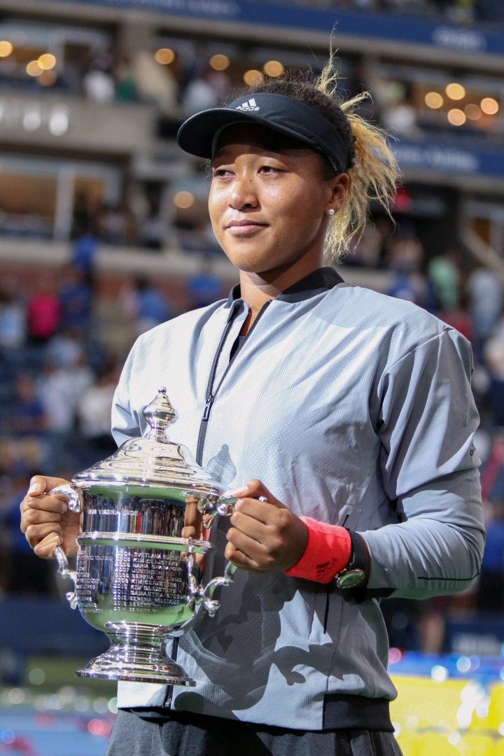 Tennis star Naomi Osaka is Haitian and Japanese