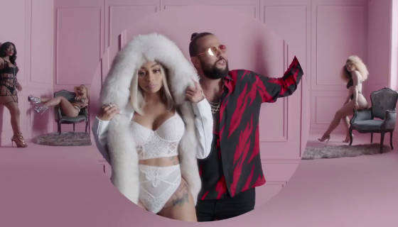 Blac Chyna Makes Cameo Appearance In Belly's Raunchy Video 'P.O.P.' [Watch]