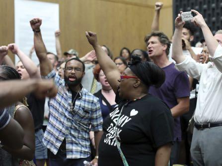 Charlottesville Beating Victim DeAndre Harris Still Faces Trial