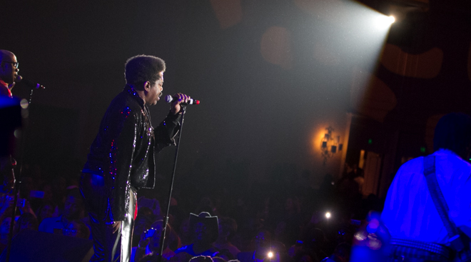 Morris Day & The Time, Cameo Featuring Larry Blackmon