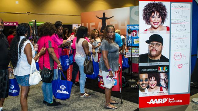 Allstate Tom Joyner Family Reunion Expo