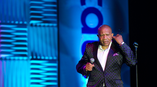 NEXT, Lenny Williams, Darius McCrary Take Over the EXPO Stage