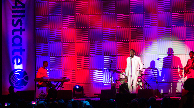 Jekalyn Carr, T.C. Carson & John Henton take the EXPO Stage