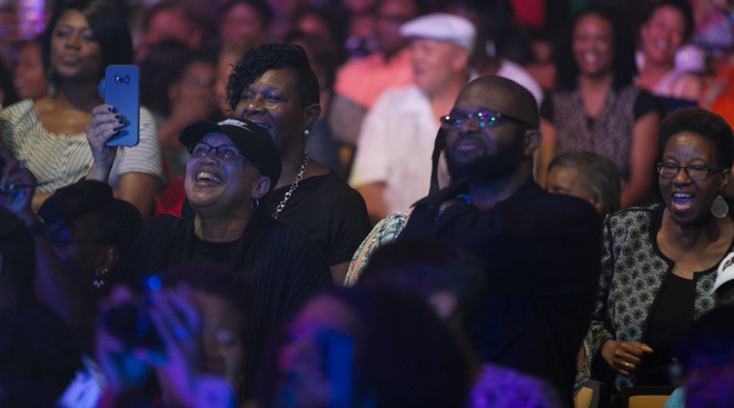 Gospel Explosion Featuring Fred Hammond, The Williams Brothers & Willie Moore Jr.