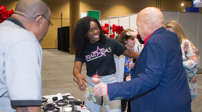 Sponsors Galore in the 2017 Allstate Tom Joyner Family Reunion EXPO