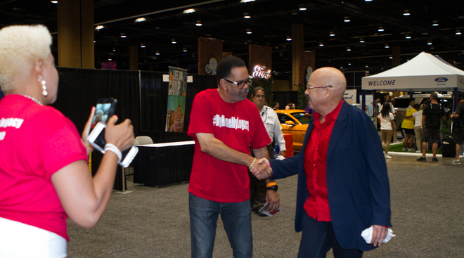 Sponsors Galore in the 2017 Allstate Tom Joyner Family Reunion EXPO