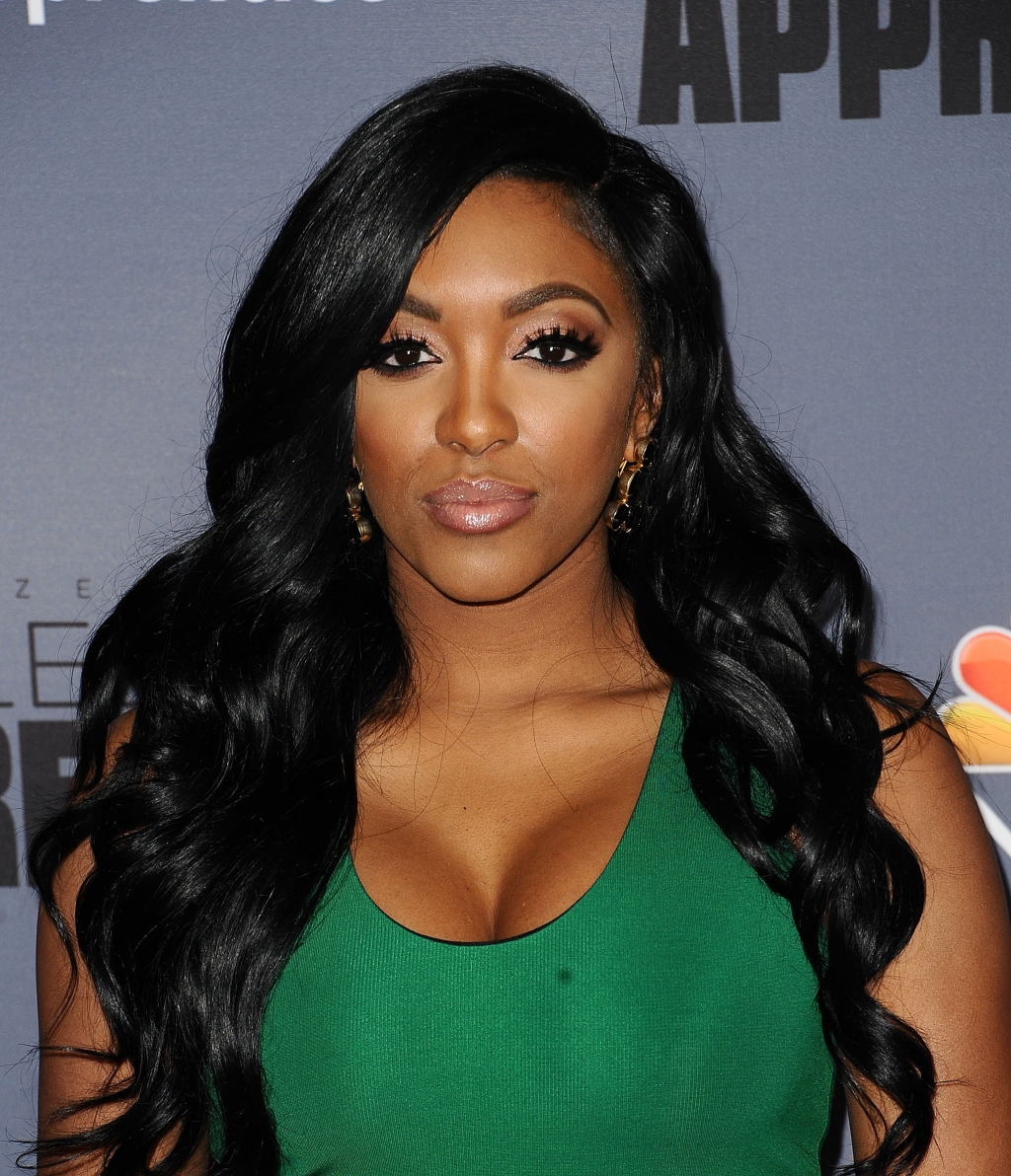 Porsha Williams Hints At Babys Name And Gender On Instagram Black