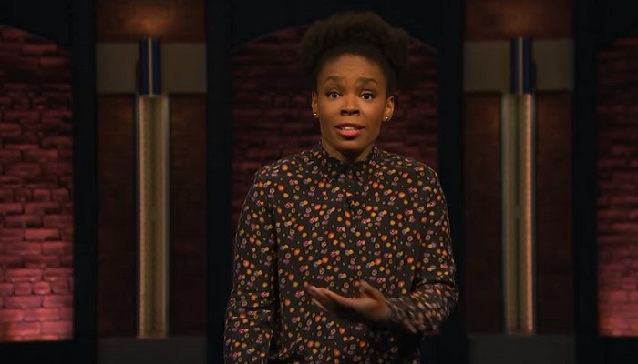 Late Night With Seth Meyers' Writer Amber Ruffin To Host Writers Guild Awards
