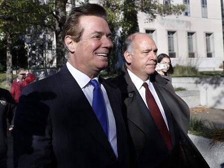 Former Trump Campaign Aide Paul Manafort