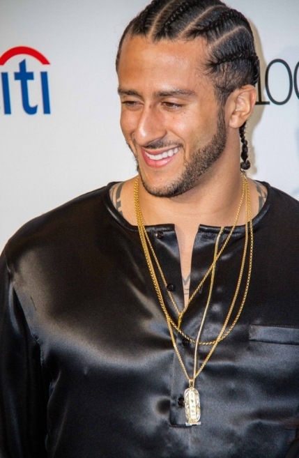 Colin Kaepernick Reportedly Shopping A Book Deal