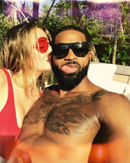 Tristan Thompson Reportedly Expecting A Baby Boy