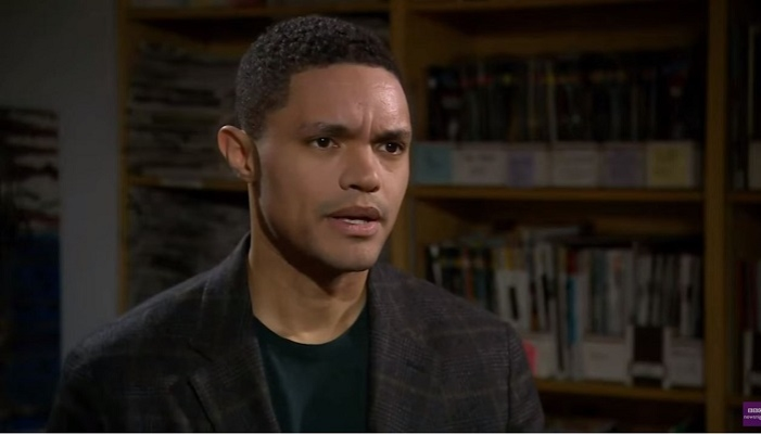 Trevor Noah Believes 'Trump Prefers White People Over Black People'