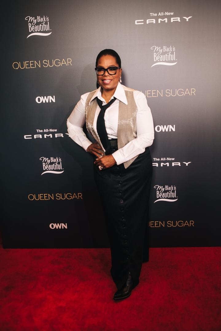 Lady Oprah