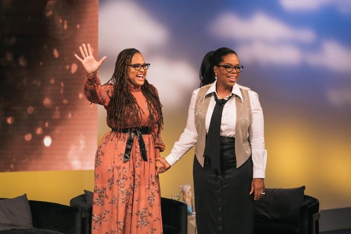 Ava and Oprah