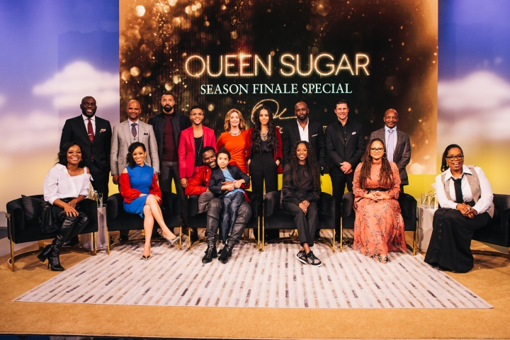 The cast of 'Queen Sugar'