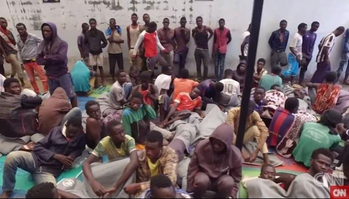 Libyan Slave Trade >> Libya's Slave Trade Crisis | Black America Web