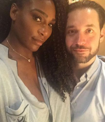 She Did It! Serena Williams & Alexis Ohanian Are Married