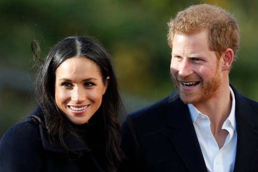 Meghan Markle To Join Royal Family For Christmas