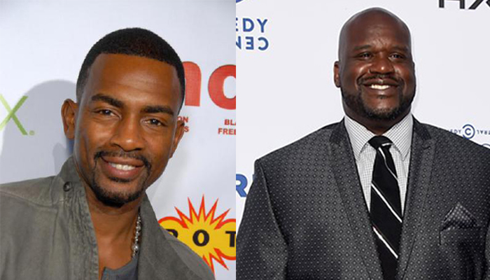 Bill Bellamy & Shaq