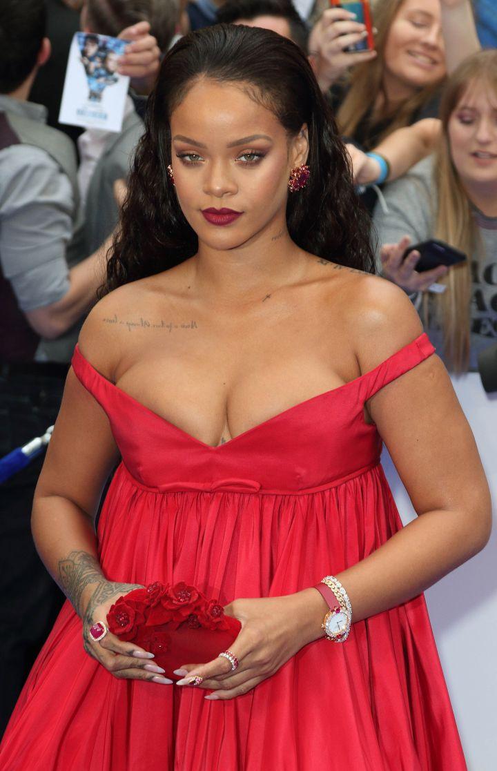 Rihanna (February 20)