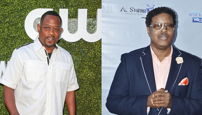 Martin Lawrence & Christopher Martin