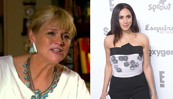 Meghan Markle's Half-Sister Throws Shade At Prince Harry ...