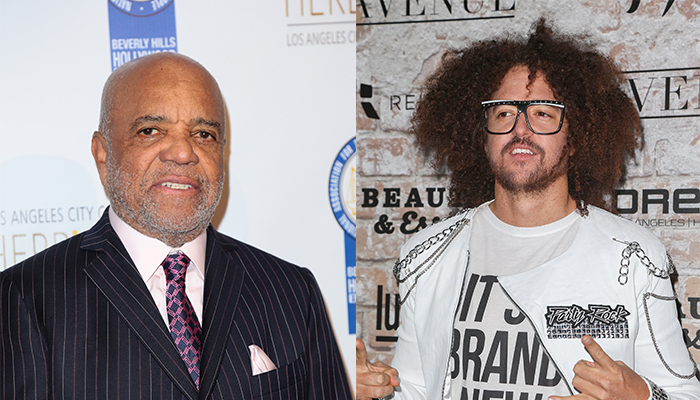 Redfoo & Berry Gordy