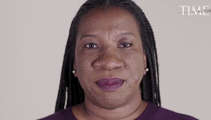 'MeToo' Creator Tarana Burke Talks Time's 'Person Of The Year' Honor — Black America Web
