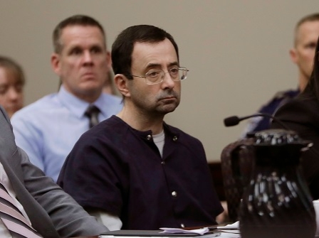 Nassar To Face Another Sentence, Victims In Return To Court