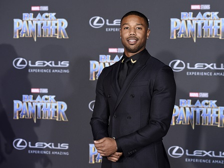 Michael B. Jordan Stopped Dying On Camera After Mom Couldn't Take It