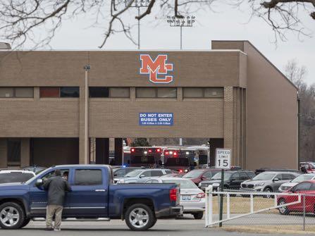 Two Dead, 17 Injured In Kentucky School Shooting