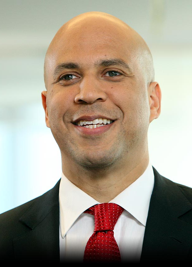 Cory Booker Shows His Tough Side To Voters