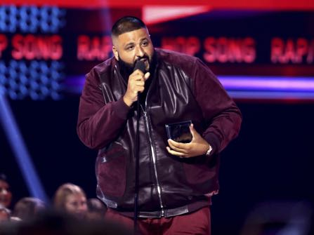 Major Key: DJ Khaled Becomes Weight Watchers Endorser