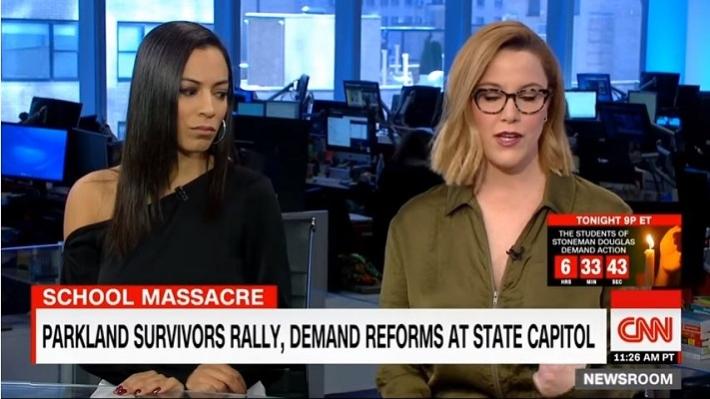 CNN's Angela Rye Shuts Down Republican Over Gun Control