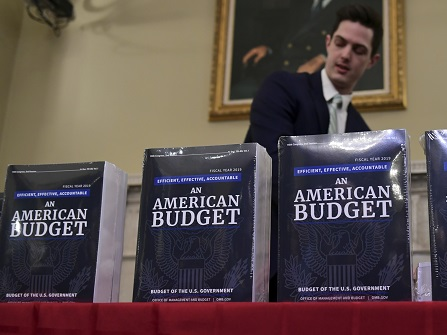 Trump's $4.4 Trillion Budget Moves Deficit Sharply Higher