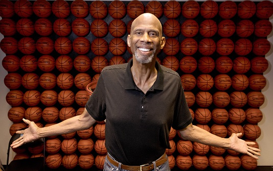 Kareem Abdul-Jabbar (April 16)