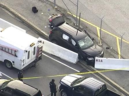FBI Probing Why SUV Tried To Enter NSA Campus