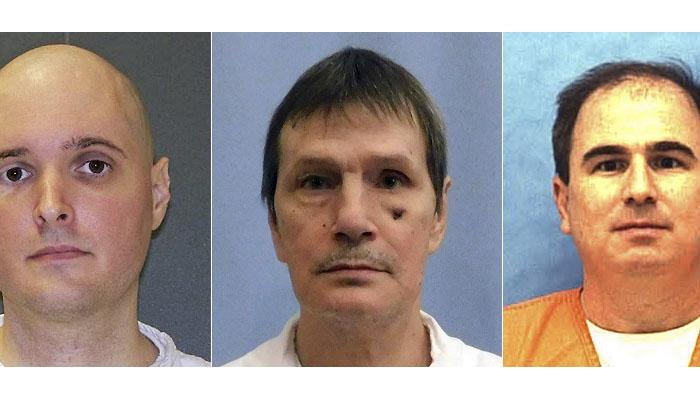 Alabama, Texas, Florida Set To Hold Executions On Same Night