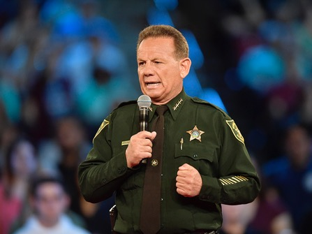 Armed Officer Assigned To Florida School Did Not Engage Shooter, Sheriff Says